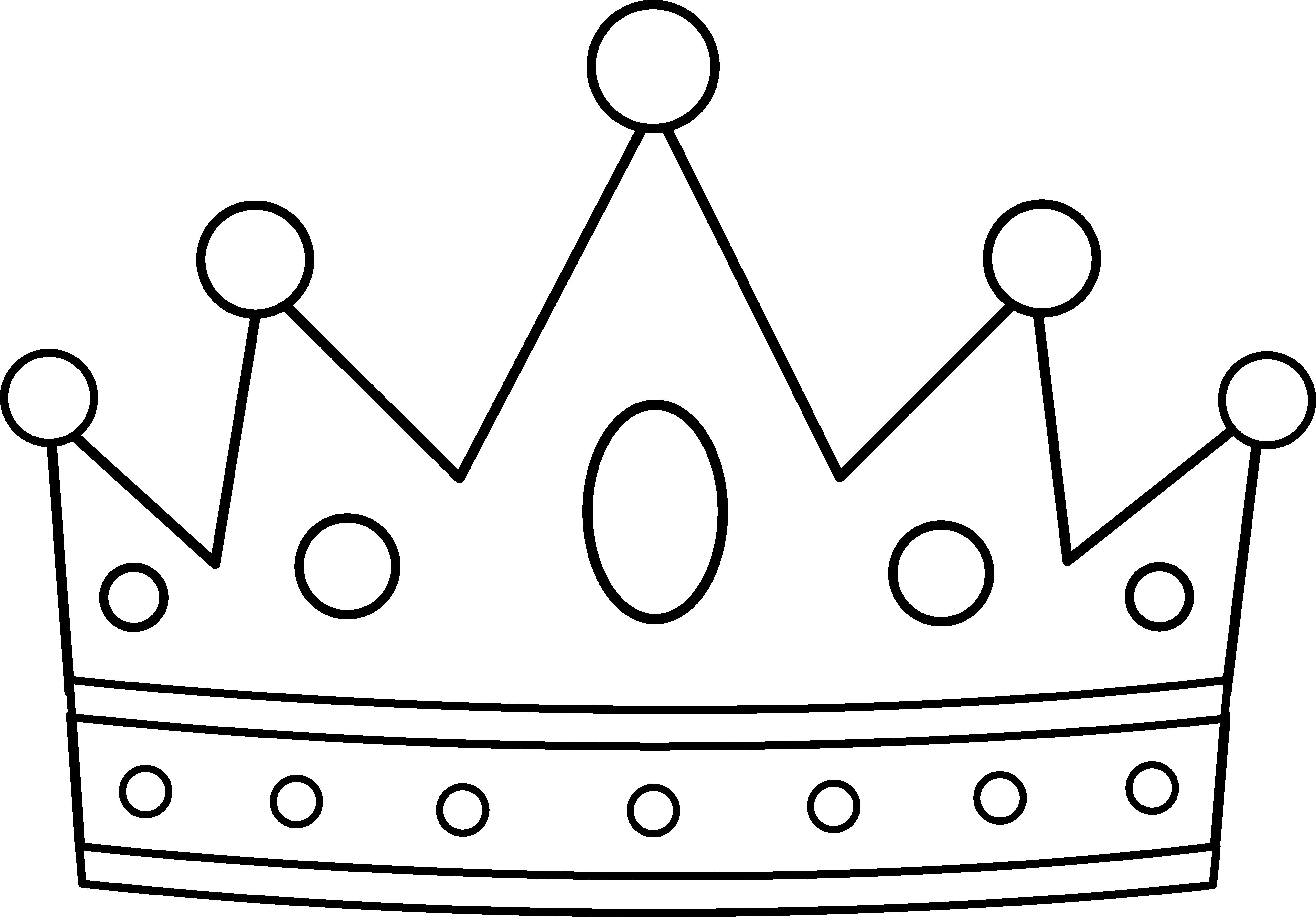 King crown clip.