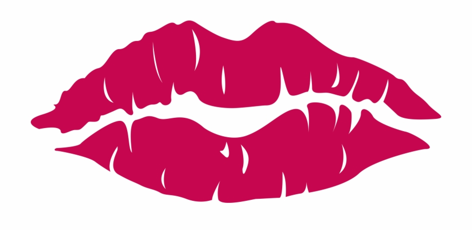Kiss clipart kissable.
