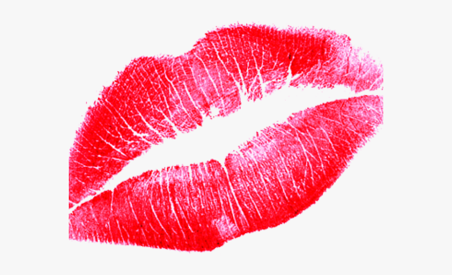 Kisses clipart makeup.