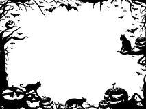Halloween Border Clipart Landscape