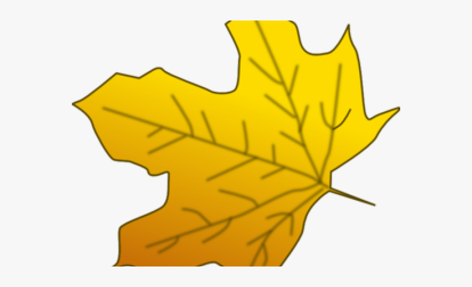 Leaves Clipart Yellow