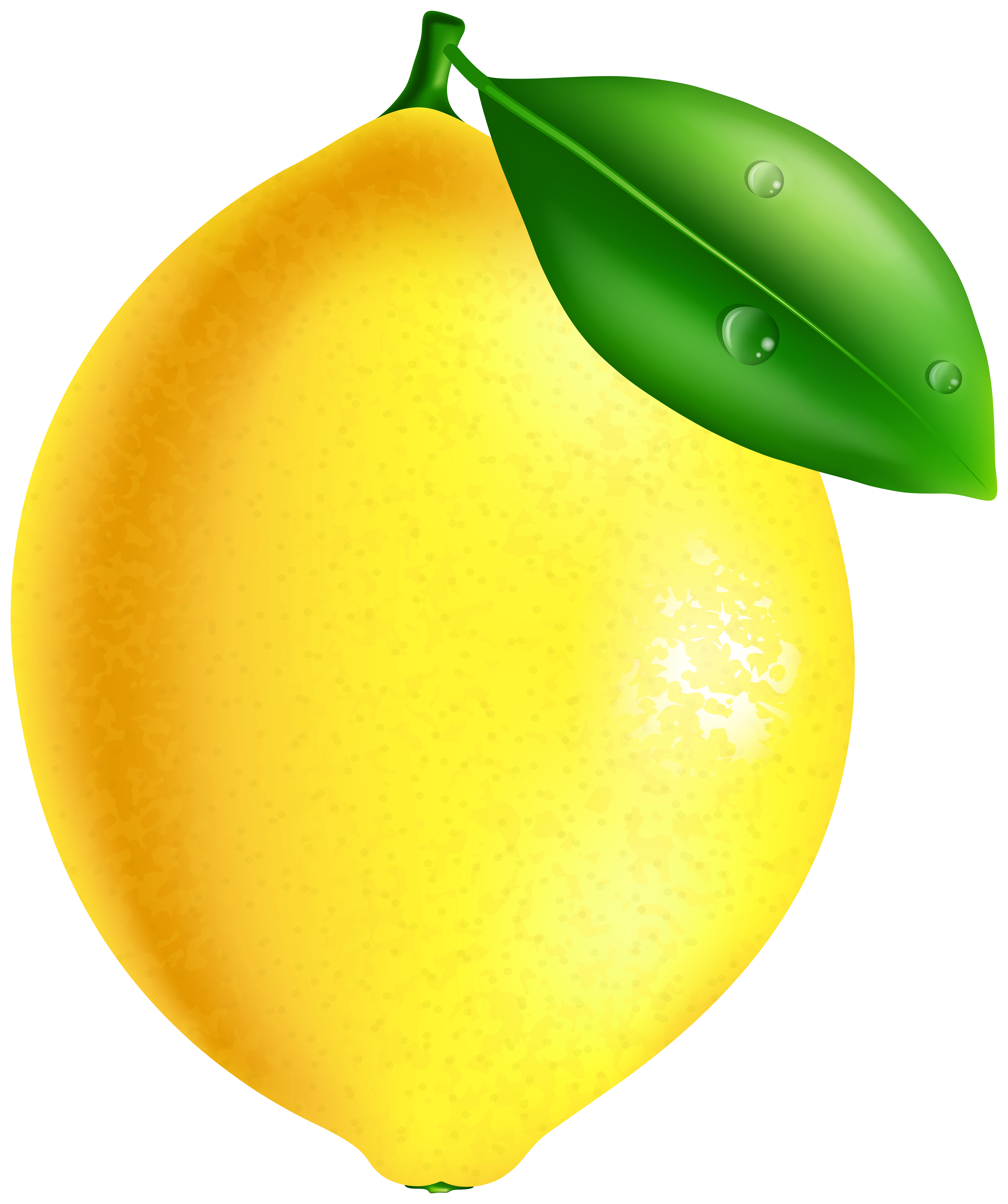Fresh lemon png.