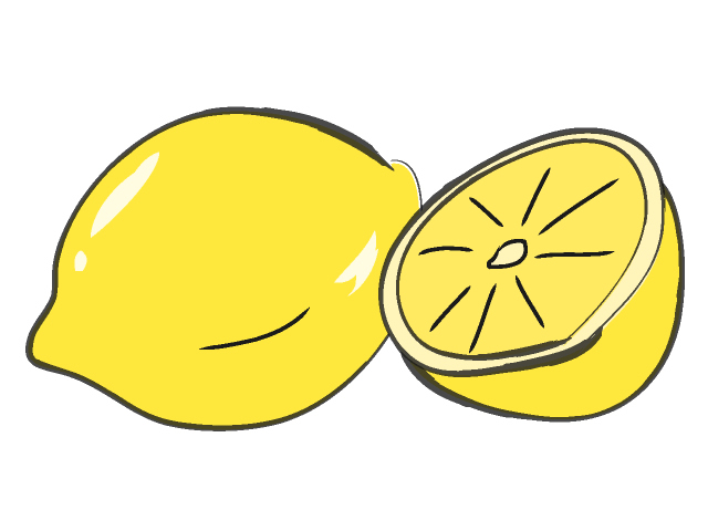Lemon royalty free