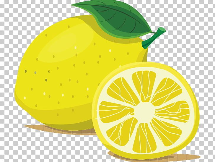 Download cartoon lemon.