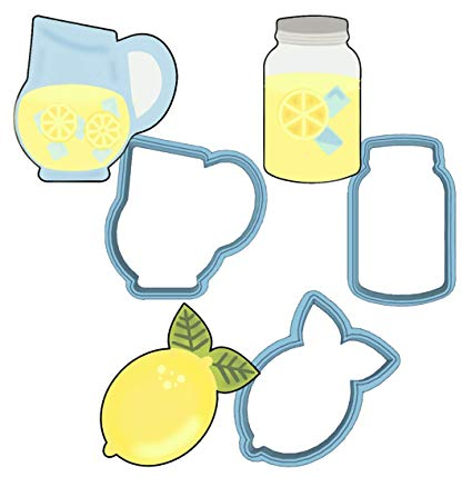 Lemonade cookie cutter.