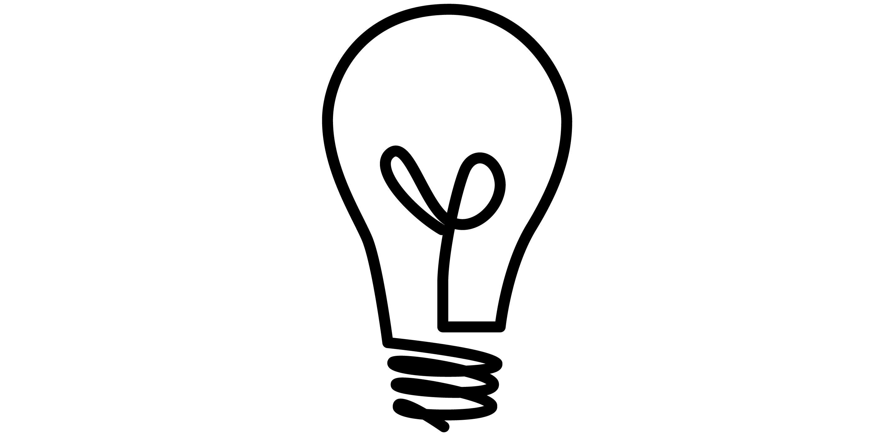 Lightbulb light bulb.