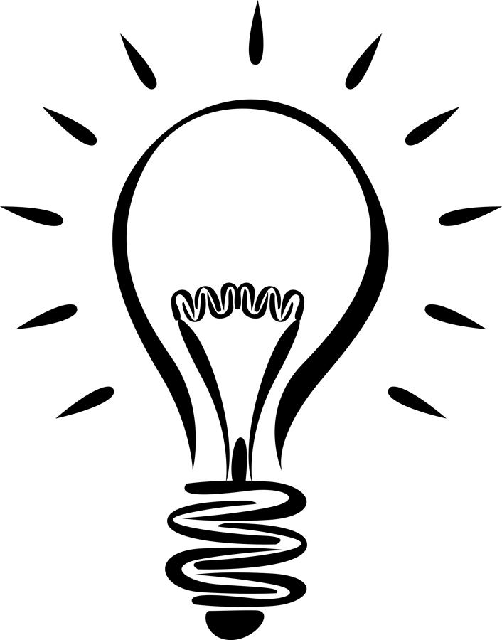 Light bulb lightbulb.