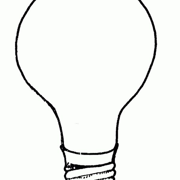 Free light bulb.
