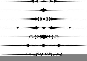 Free divider line.