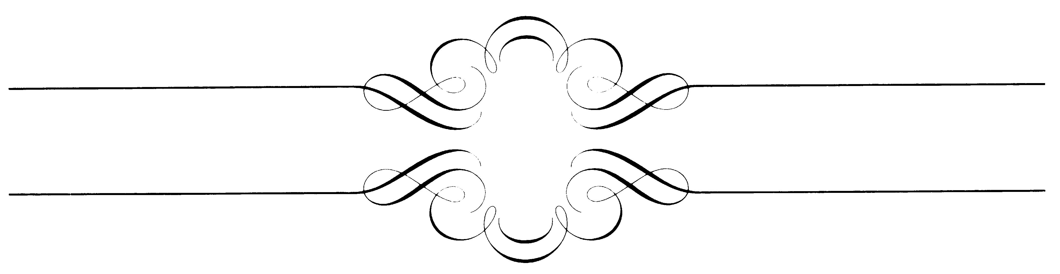 Free elegant lines.