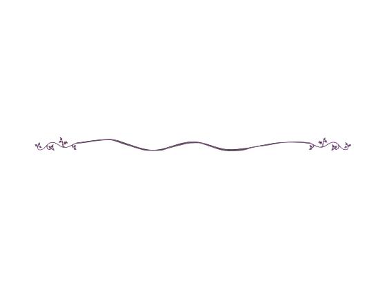 Simple line divider.