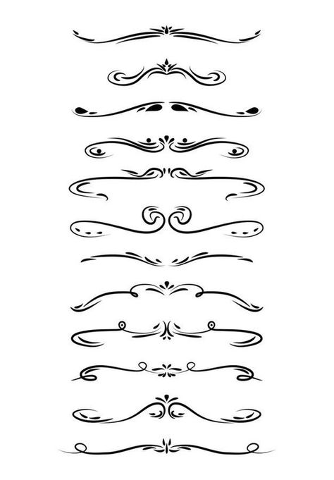 Wedding clipart page.