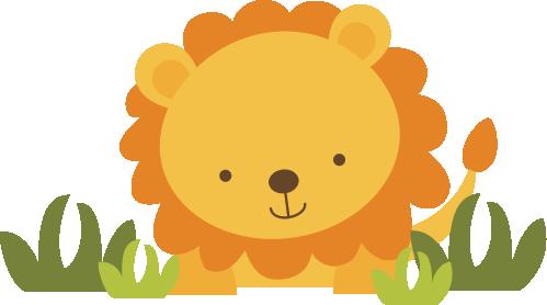 Free baby lion.