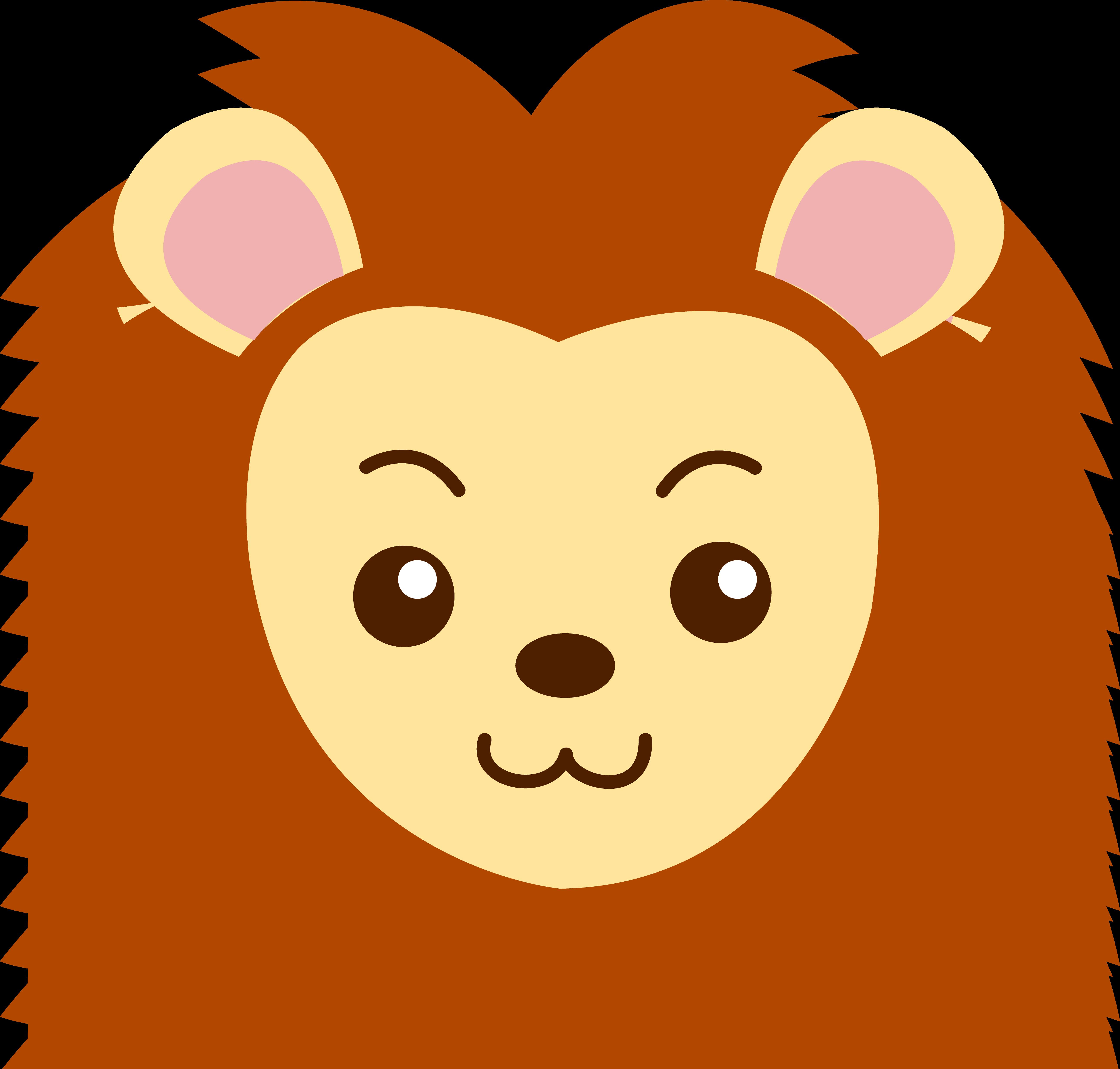 Free lion head.