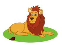 92 lion clipart.