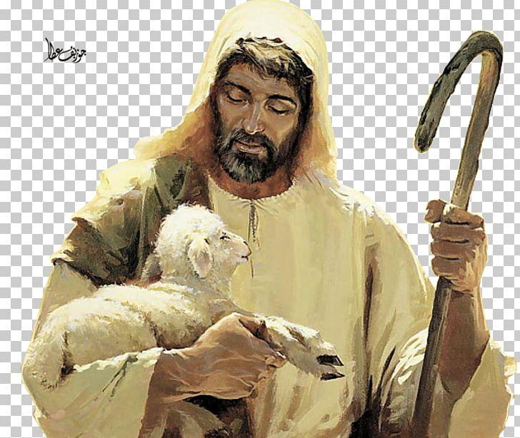 Jesus sheep gospel.
