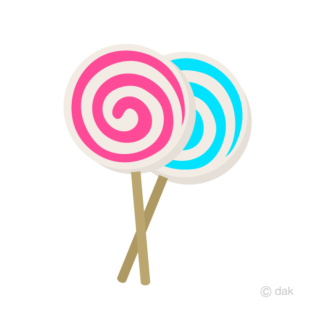 Free lollipop clipart.