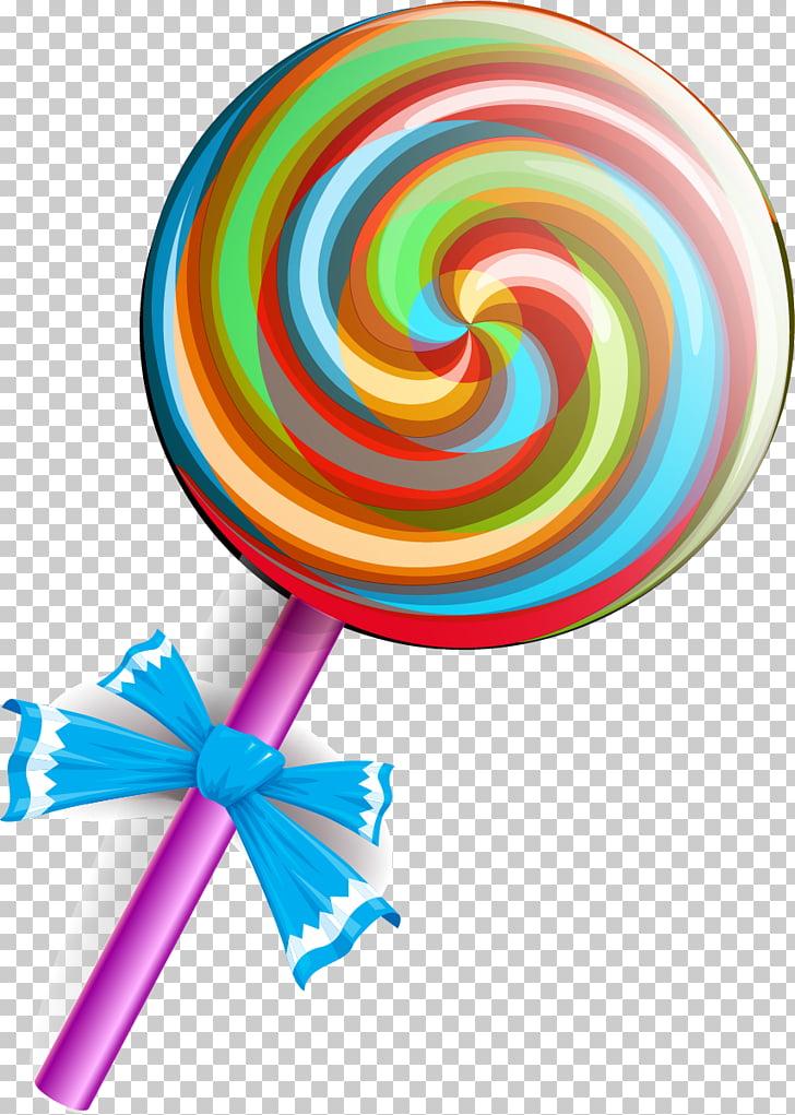 Lollipop palette hand.