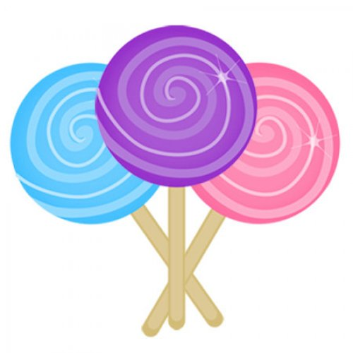 Lollipop clipart animated.
