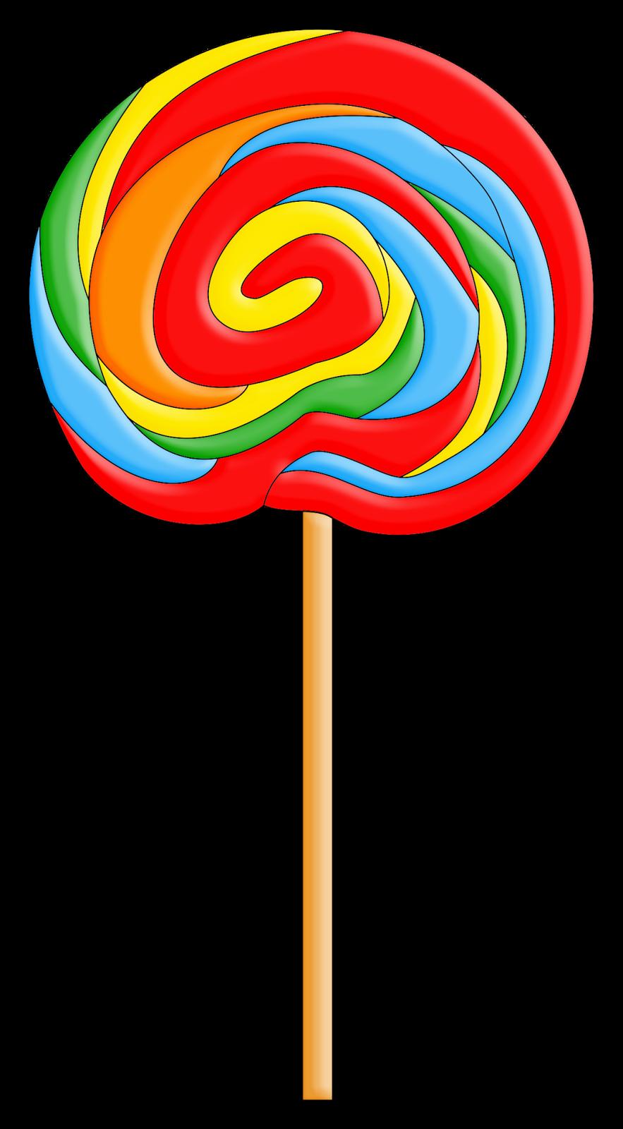 Lollipop clipart printable.