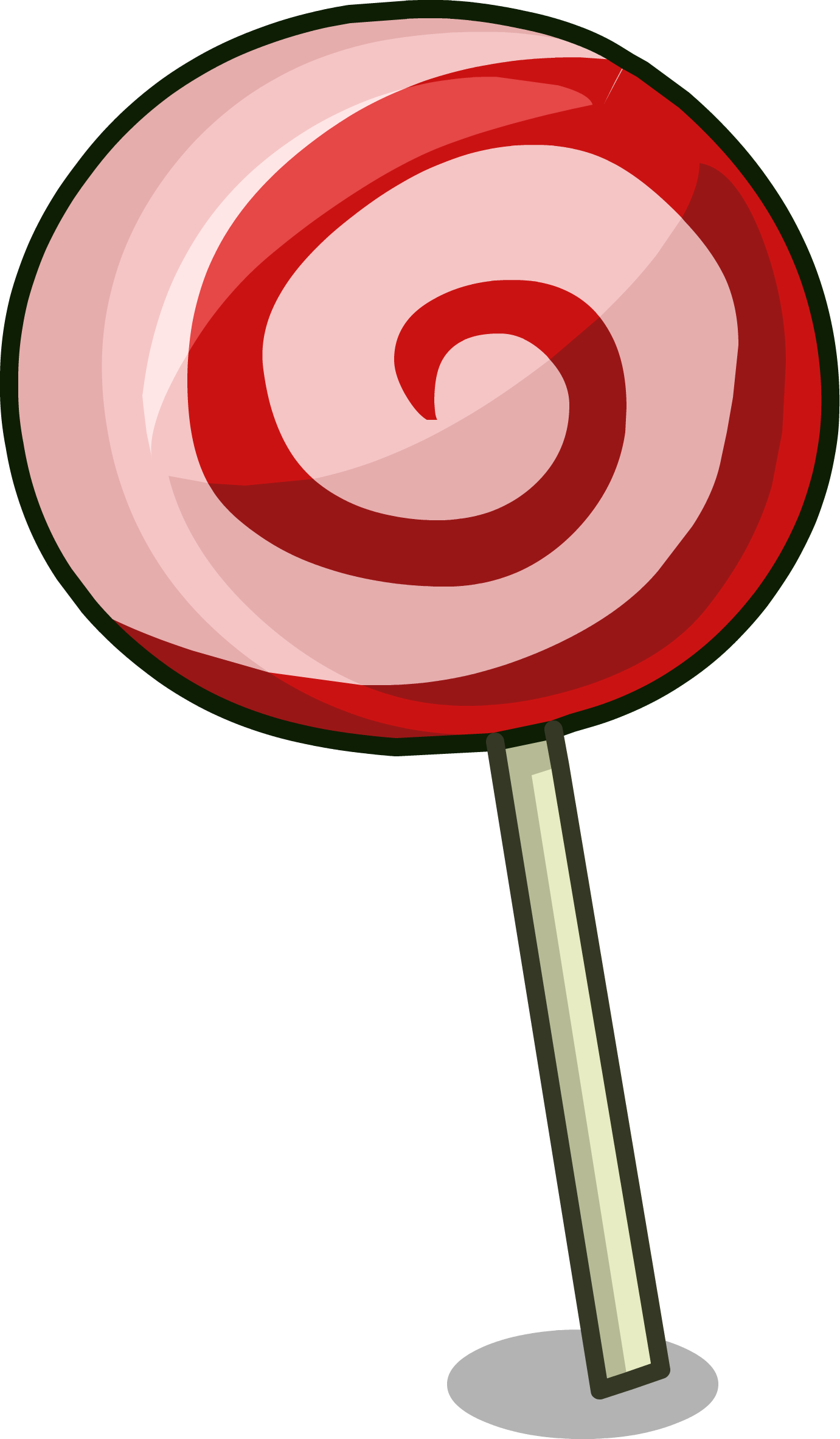 Lollipop drawing clipart.