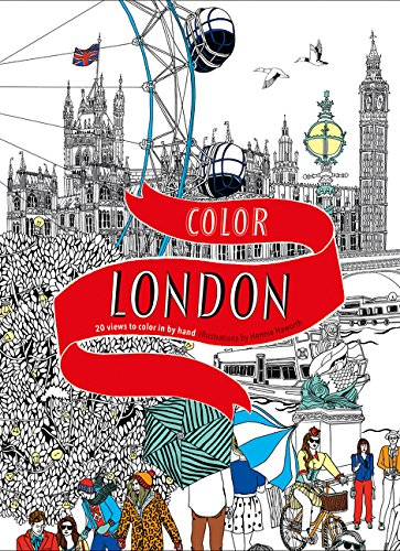 Amazoncom color london.
