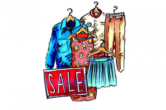 Lost and found clipart used clothes. Have an abundance of