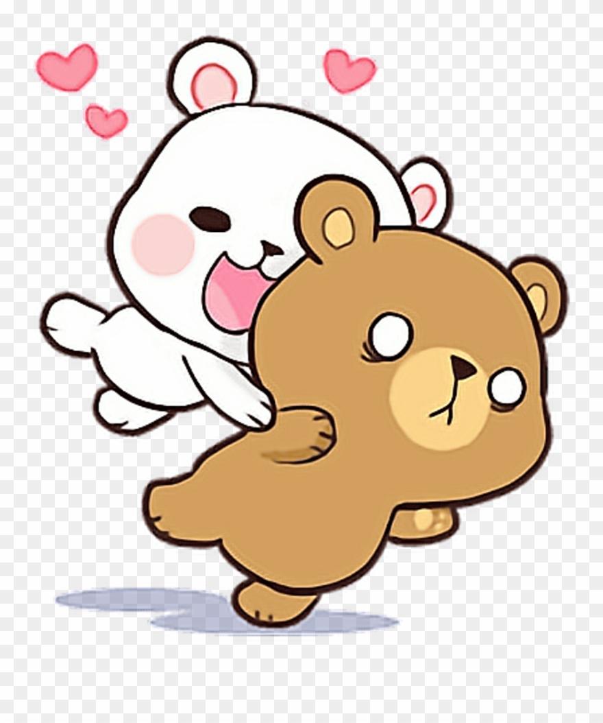 Lovely bear love.