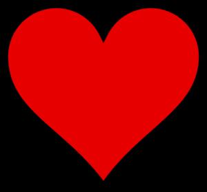 Free heart cliparts.