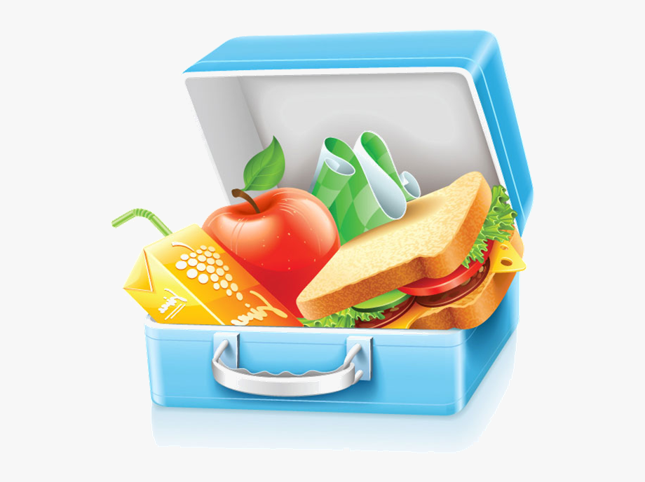 lunchbox clipart snack box