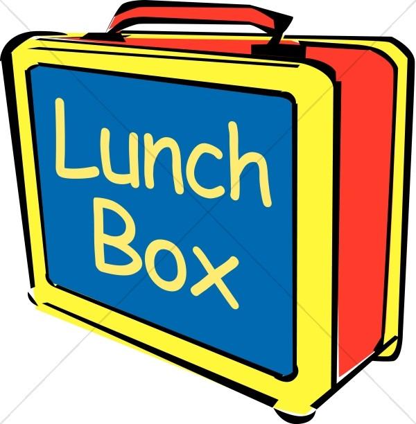 Big bright lunch.