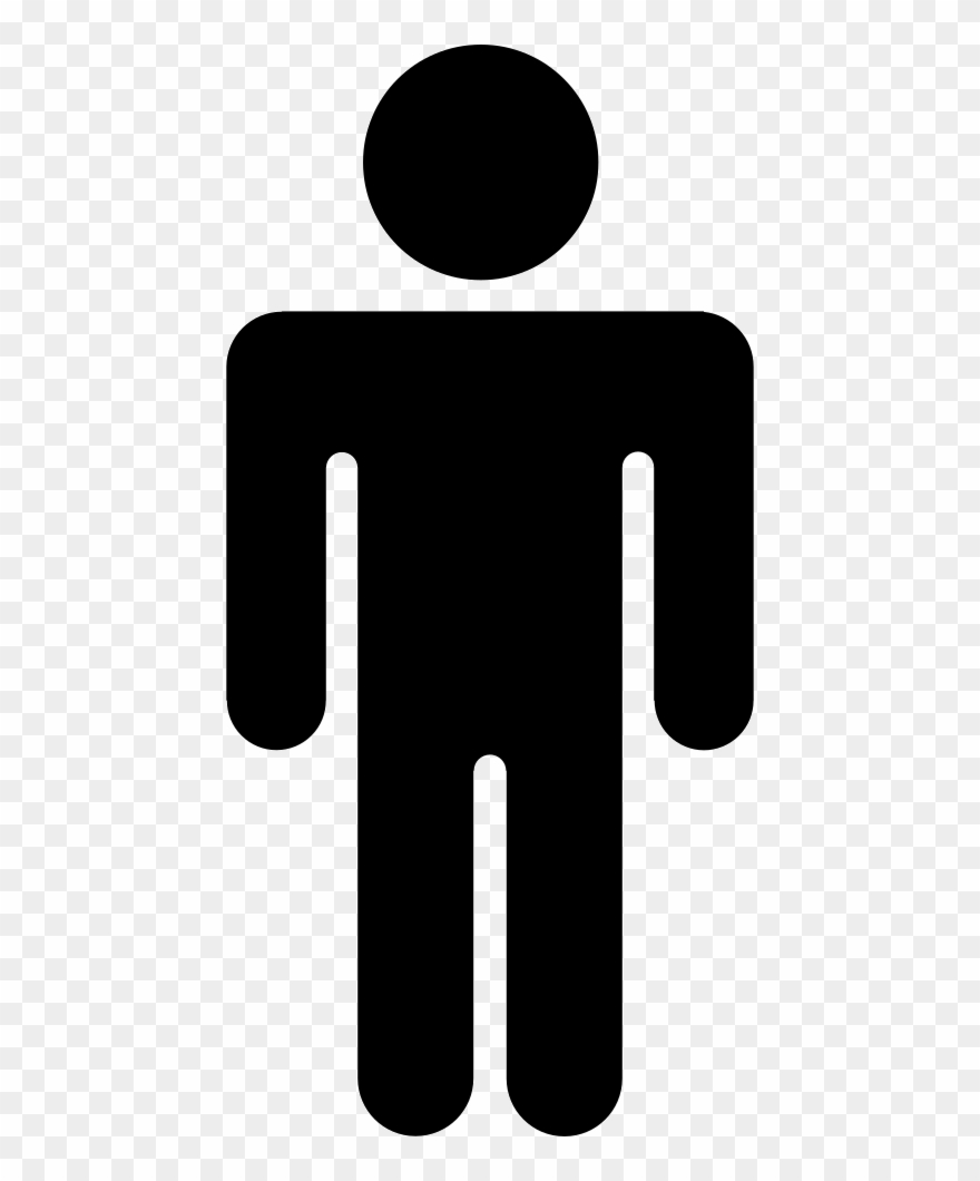 Users male icon.