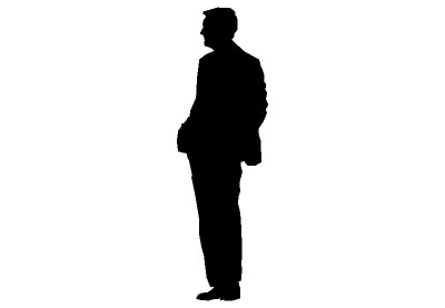 Free Silhouette Of Man, Download Free Clip Art, Free Clip