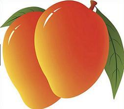Free mango clipart.
