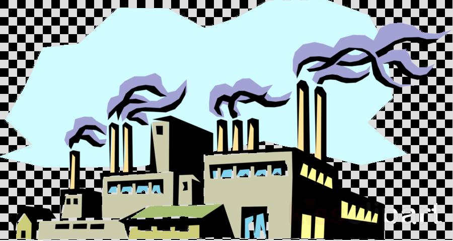 Factory Cartoon clipart