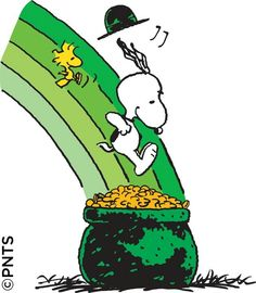 Snoopy march clipart.