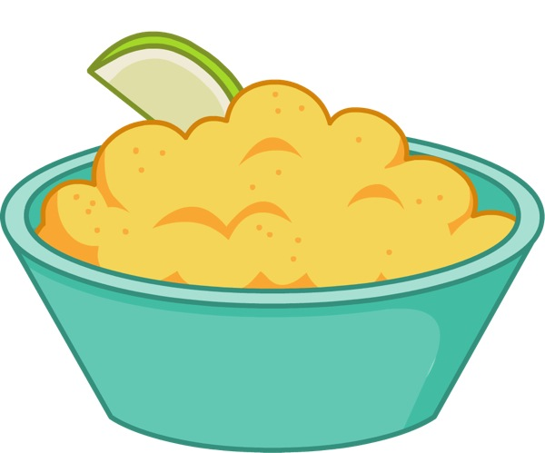 Mashed potatoes clipart sweet potato pictures on Cliparts ... (600 x 499 Pixel)