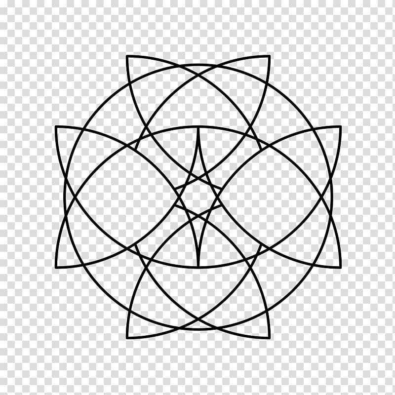 Geometry Geometric shape Circle Mathematics, circle