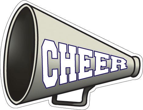 Free Cheerleading Megaphones Clipart, Download Free Clip Art