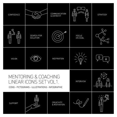 mentoring clipart abstract grey