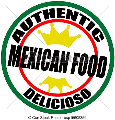 mexican food clipart -taco authentic