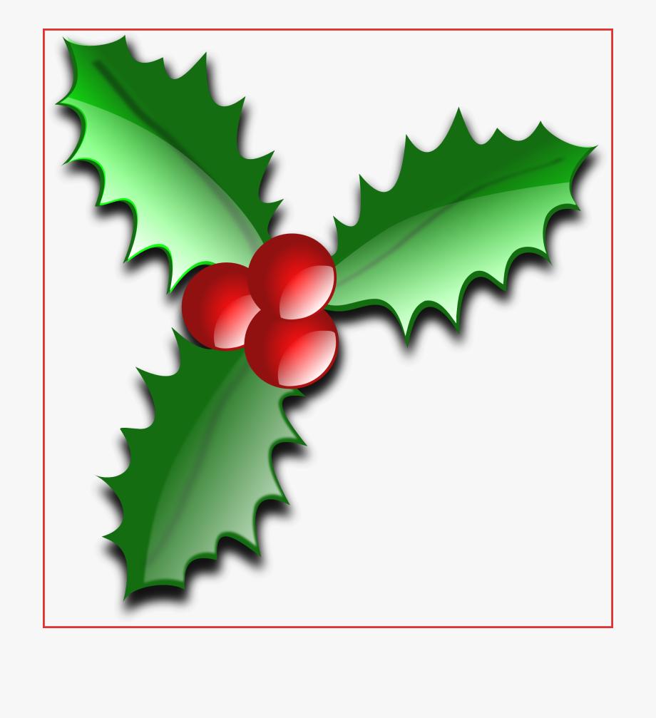 Holiday clip art.