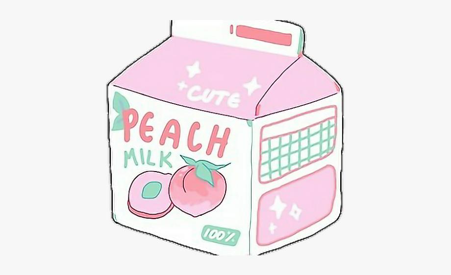 Aesthetic clipart peach.