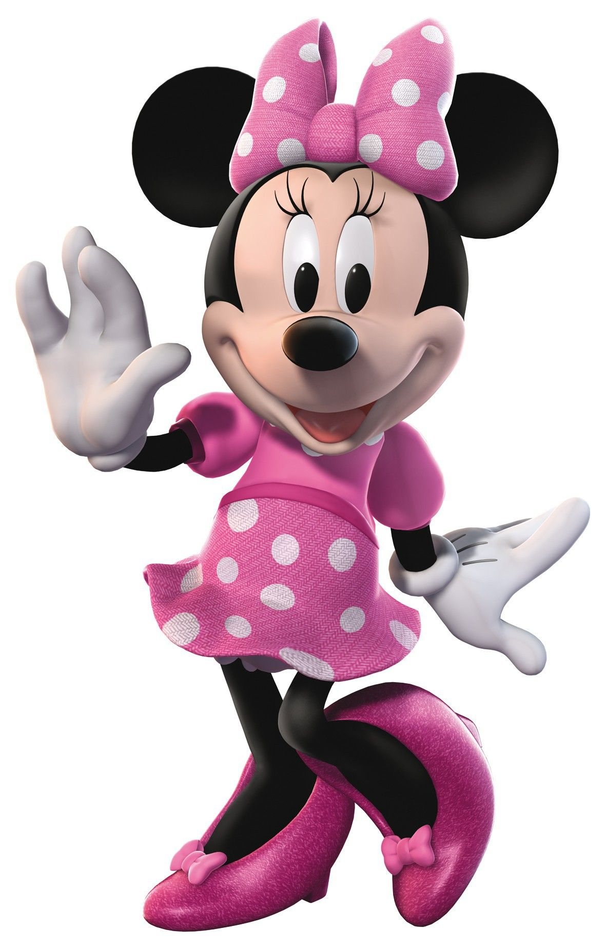 Minnie mouse love.