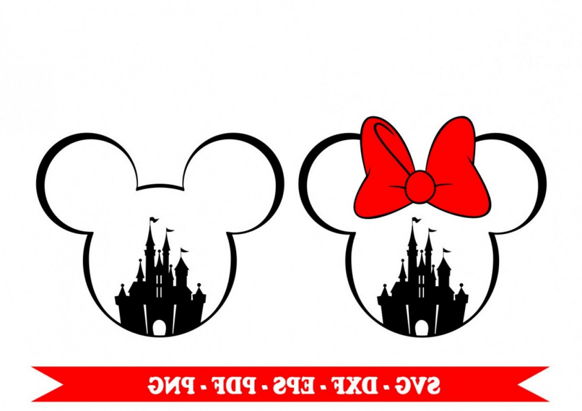Castle svg disney.