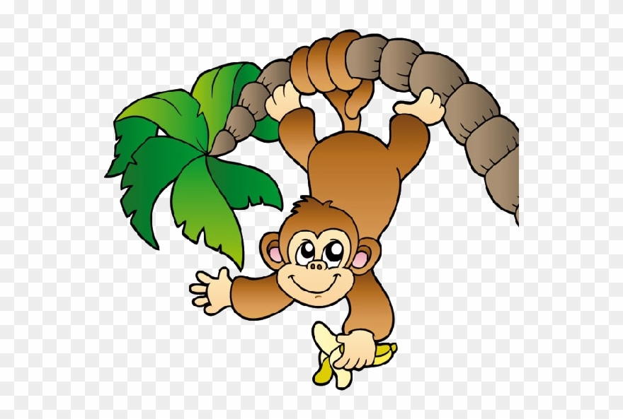 Jungle clipart cheeky.