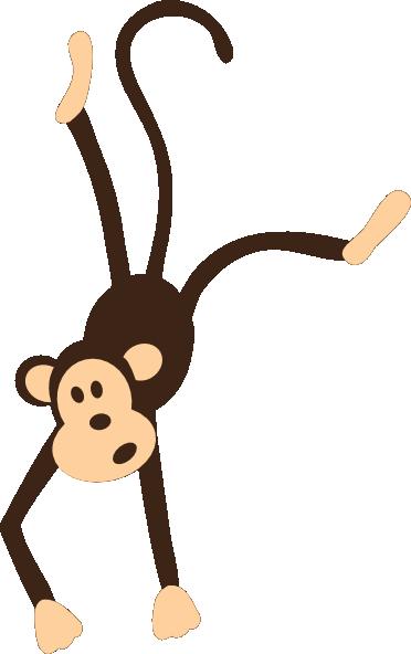 Monkey clip art.