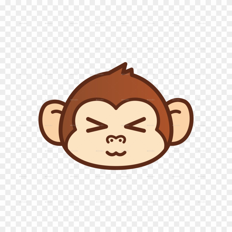 Pin Sad Monkey Clip Art