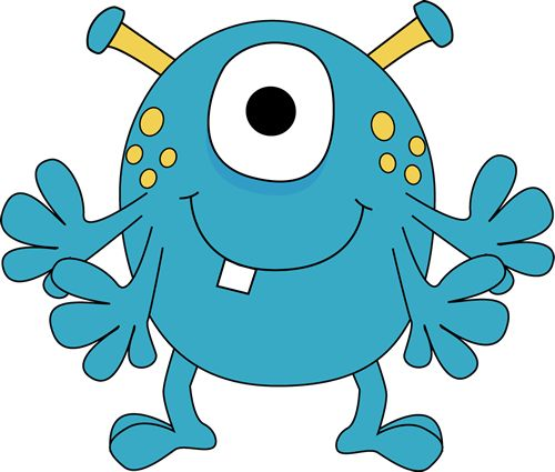 Free Cartoon Monster Cliparts, Download Free Clip Art, Free