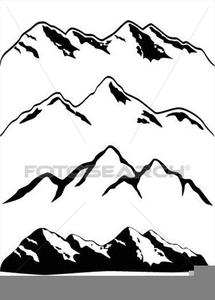Free Smoky Mountains Clipart